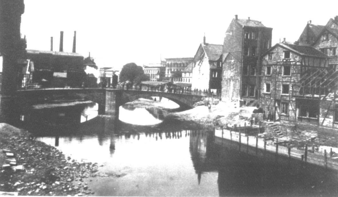 Historische Stadtrundgänge Wuppertal im April 2015